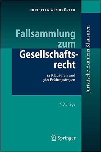 Kammergericht berlin klausuren