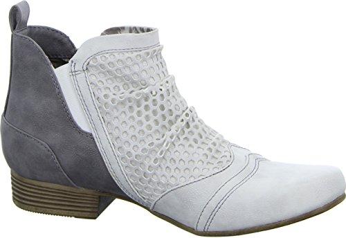 Mustang1176504 207 - botas estilo motero Mujer - 207 ice/grau