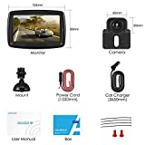 AUTO-VOX CS-2 Wireless Backup Camera Kit with