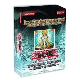 Yu-Gi-Oh Twilight Edition Light & Dark Deck Pack (includes 3 booster packs + 1 ultra-rare Honest promo card)