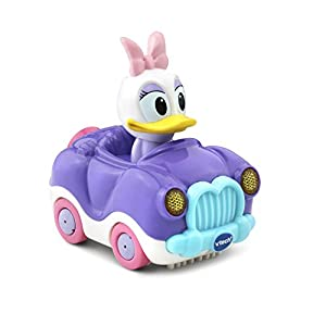 VTech Go! Go! Smart Wheels – Disney Daisy Duck Convertible