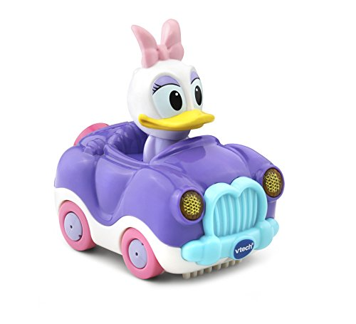 VTech Go! Go! Smart Wheels Daisy Duck Convertible