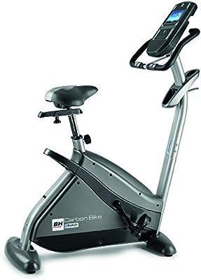 BH Fitness - Bicicleta Estática Carbon Bike Tft: Amazon.es ...
