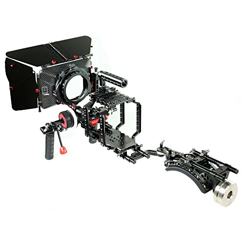 CAMTREE HUNT 15mm Cage Shoulder Rig Kit For Red Scarlet (CH-CSR-RS) by Camtree
