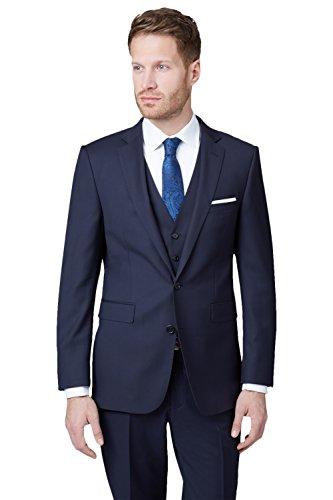 lanificio-flli-cerruti-dal-1881-cloth-mens-tailored-fit-new-navy-suit-jacket-44r-blue