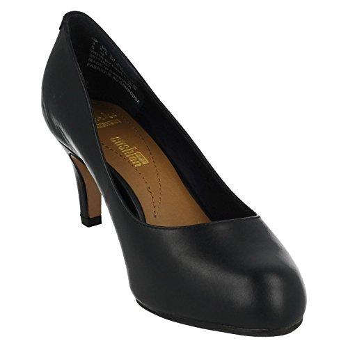Clarks Arista Abe Damen Pumps navy leather