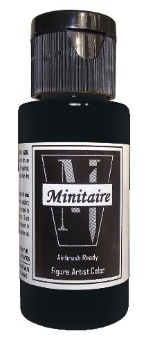 - Badger Air-Brush Company D6-178-2, 2 Ounce Bottle Minitaire Airbrush Ready, Water Based Acrylic Paint, Ghost Tint: Oil Discharge