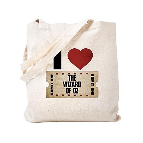 Diseño Corazón Caqui Para Wizard I Heart Bolsa Cafepress Of Oz Billetes The De Small qSFx6wz