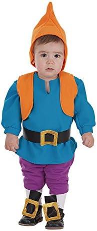 Creaciones Llopis - Disfraz de enanito para bebe hasta 18 meses ...