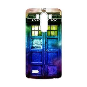 SKULL Doctor Who Phone Case for LG G3