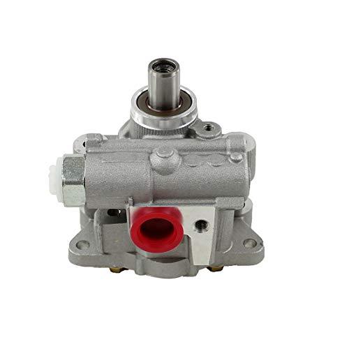 Brand new DNJ Power Steering Pump PSP1307 for 05-10 / Jeep Grand Cherokee 3.7L-6.1L V6 V8 SOHC FLEX - No Core Needed ()