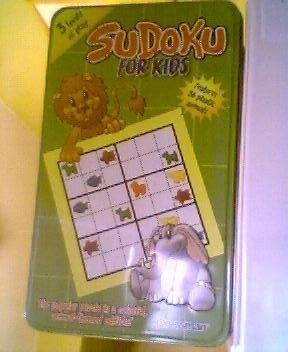 Sudoku for Kids by Pressman Toy by pressman