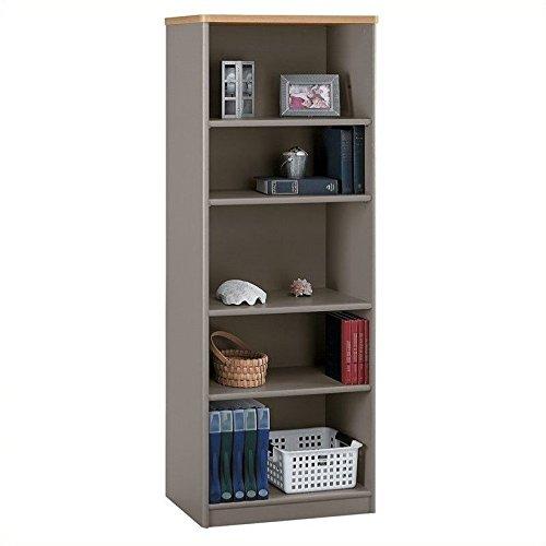 Advantage 5 Shelf Bookcase - 3
