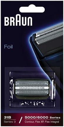 Lamina Foil para afeitadora eléctrica Braun Serie 5000 – 6000 ...
