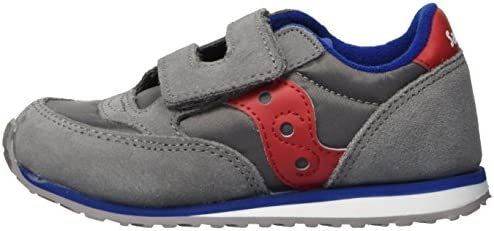 Saucony Kids' Baby Jazz H&l-Okay Sneaker