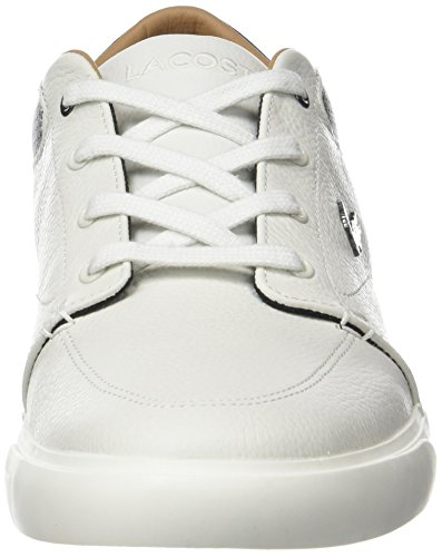 Hommes 1 De Lacoste Blanc off Wht Came 118 Nvy Chaussure Bayliss OqPrOp