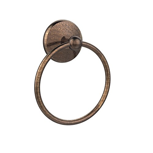 - Allied Brass MC-16-VB Monte Carlo Collection Towel Ring Venetian Bronze