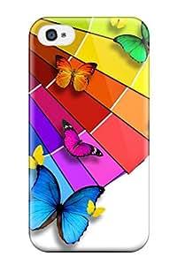 Rachel B Hester Slim Fit Tpu Protector XMPnnMI5716QvrNg Shock Absorbent Bumper Case For Iphone 4/4s