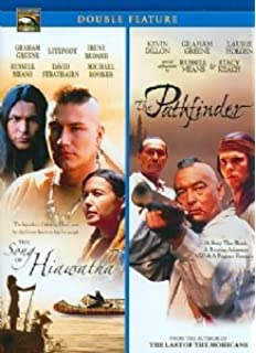 com the song of hiawatha graham greene litefoot movies tv the song of hiawatha the pathfinder