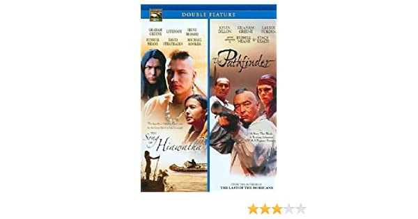 the song of hiawatha the pathfinder import ca graham the song of hiawatha the pathfinder import ca graham greene litefoot kevin dillon dvd