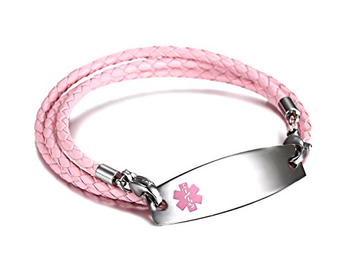 Ladies Medical Id Bracelet - 2