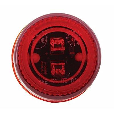 Kaper II L14-0080R Red LED Marker/Clearance Light: Automotive
