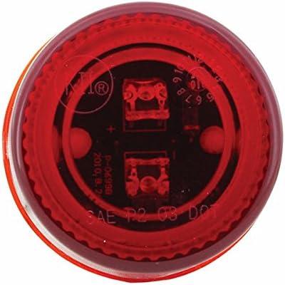 Kaper II L14-0080R Red LED Marker//Clearance Light