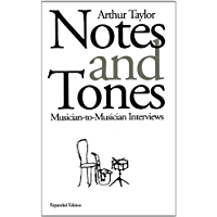 Notes and Tones: Musician-to-Musician Interviews book cover
