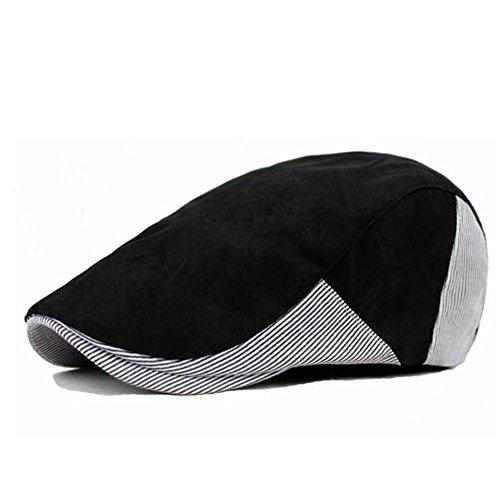 Sunfish Geeignet für alle Gelegenheiten einfache Art-Baumwollkappe tragen (schwarz)