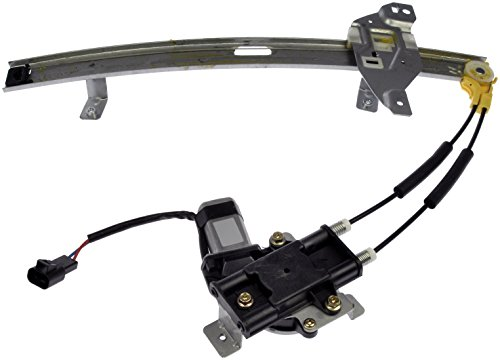 Dorman 741-646 Front Passenger Side Power Window Regulator and Motor Assembly for Select Pontiac Models (1999 Window Regulator Pontiac Grand Prix)