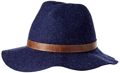 Frye Headwear Women's Felt Panama, Admiral-Navy, Small/Medium for sale  Delivered anywhere in USA