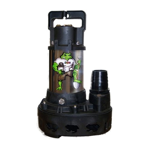 Anjon BFP5500 Big Frog Pump 5500 GPH Waterfall Pump (Waterfall Pump 5500 Gph)