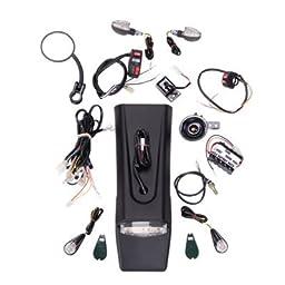 Tusk Motorcycle Enduro Lighting Kit - Fits: KTM 300 EXC 1990-2005