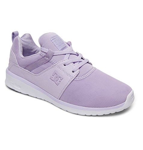 Violet Heathrow Lilac Sneakers Shoes DC Femme Basses RqBwTxXf7n