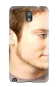 For CDwVhby3857YfZaP Men Male Celebrity Elijah Wood0879 Protective YY-ONE Skin/galaxy Note 3 YY-ONE