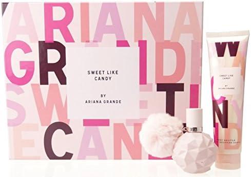Ariana grande Sweet like Candy Eau de Parfum Gift set e lozione per il corpo, 30100 ml