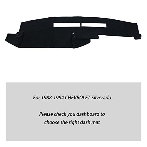 1993 chevy silverado dashboard - 3