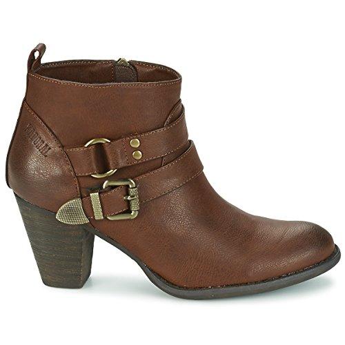 ville Kaporal de femme Marron 9 Chaussures Faye Marron ZnWTwnaUx