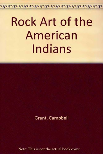 Rock Art of the American Indians