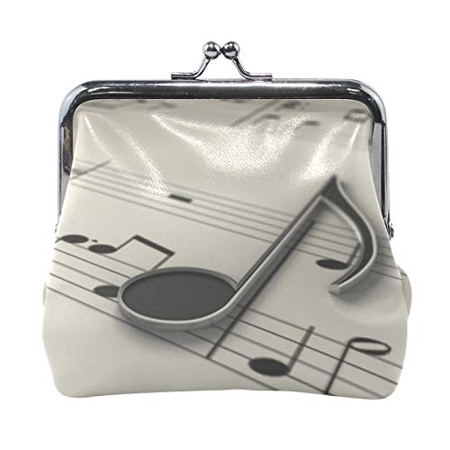 Coin Purse Excellent Music Note Womens Wallet Clutch Bag Girls Small Purse ()