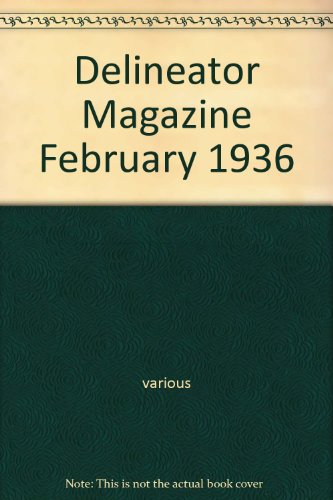 Delineator Magazine February 1936