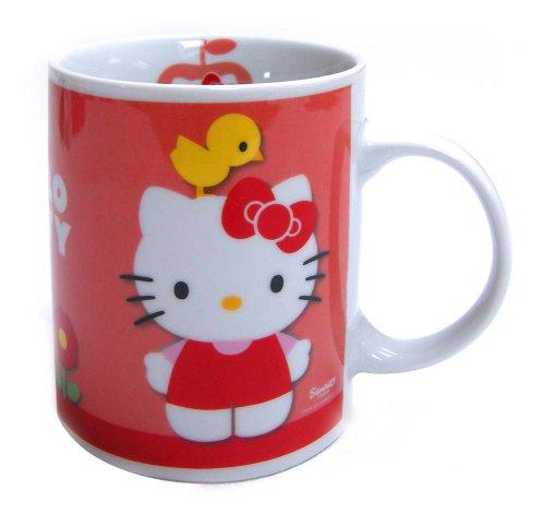 Unitedlabels 0811289 Hello Kitty – Tasse, 320 ml