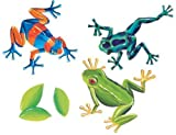 Wallies Tree Frogs Wallpaper Mural by Wallies