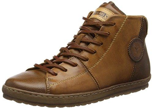Pikolinos Lagos 901_i17, Sneaker a Collo Alto Donna Marrone (Brandy)
