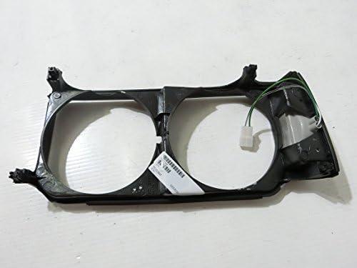 1~Pairs HeadLight Lamp Surround Housing Trim Cover For Corolla KE70 TE71 TE72 DX