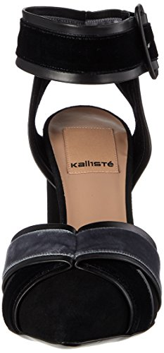 Kallisté Women 5273.5 Mary Jane Low Shoes Nero (nero)