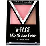 Maybelline New York Face Studio Contouring Blush, Peach, 4g