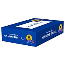 Hammermill Paper, Laser Print Paper, 32lb, 11 x 17, Ledger, 98 Bright, 2000 Sheets / 4 Ream Case, (104653C), Made In The USA