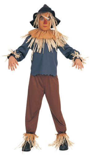 882507 (4-6) Child Scarecrow - Girls Lion Kit