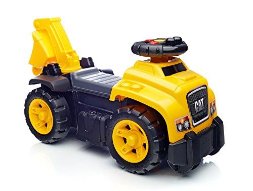 41h00S4uOIL - Mega Bloks Ride On Caterpillar with Excavator